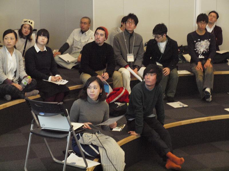 札幌大会の若者プレゼン